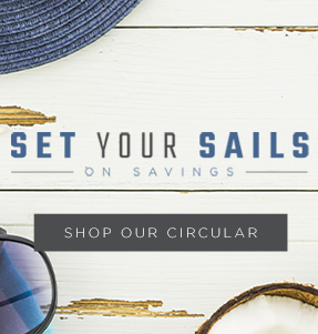 Set Your Sails on Savings