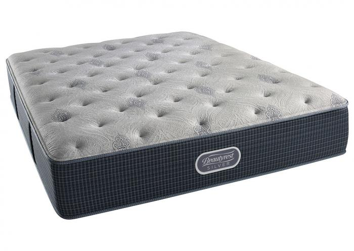 Beauty Rest Silver North Cape Luxury Firm King Mattress,Simmons