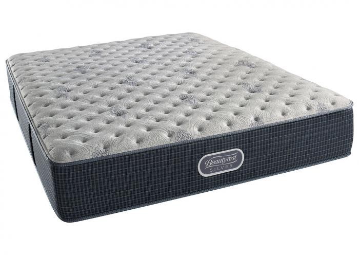Beauty Rest Silver North Cape Extra Firm King Mattress,Simmons