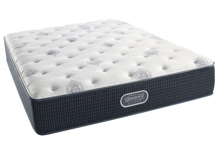 Beauty Rest Silver Great Lakes Cove Luxury Firm King Mattress,Simmons
