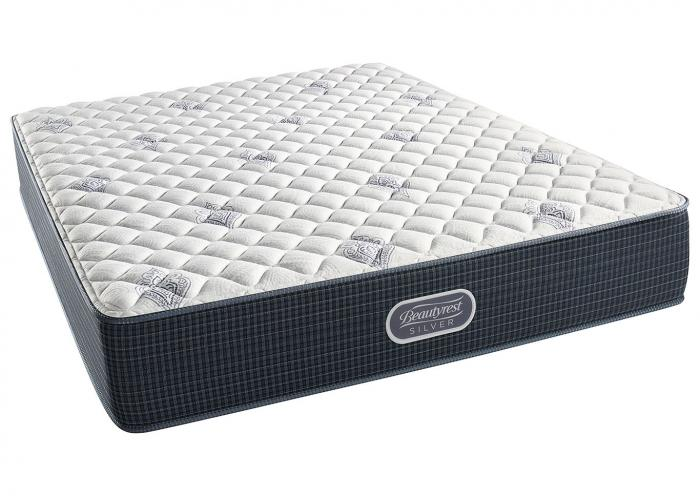 Beauty Rest Silver Great Lakes Cove Extra Firm King Mattress,Simmons