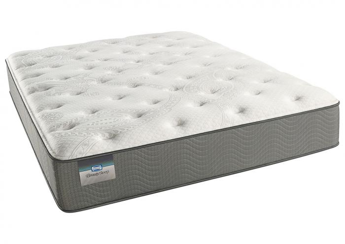 BeautySleep Carter Plush Twin XL Mattress,Simmons