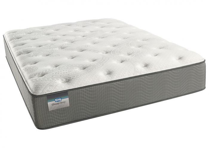 BeautySleep Boddington Way Luxury Firm King Mattress,Simmons