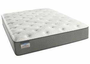 BeautySleep Carter Plush Twin Mattress