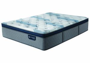 iComfort Blue Fusion 300 Plush Twin Mattress