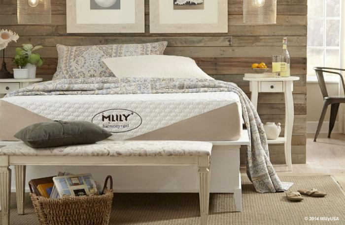 MLily Harmony - Memory Foam +Gel - Twin Mattress Only,MLily