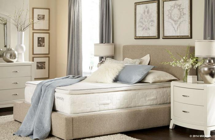MLily Serenity - Memory Foam - King Mattress Only,MLily