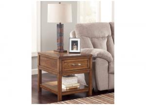 Wataskin Rectangular End Table