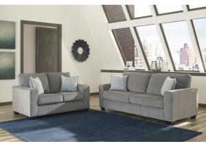 Altari Alloy Sofa and Loveseat