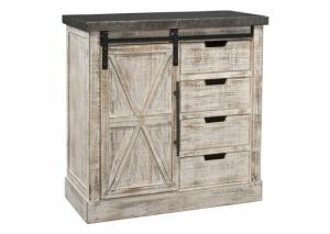 Image for A-2604 Wooden 2 Door Cabinet