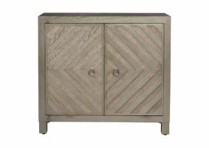 Image for A-4418 Wooden 2 Door Cabinet