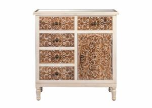 Image for A-4910 Wooden 2 Door Cabinet