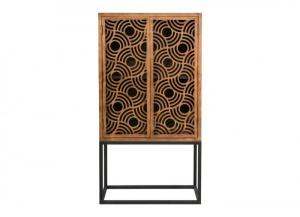 Image for A-8057 Wooden 2 Door Cabinet