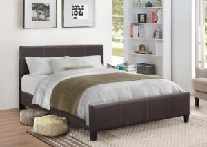 B620 Brown Queen Bed