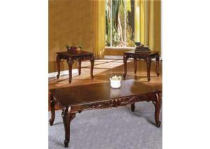 3177 3 pack tables - 1 coffee table / 2 end tables