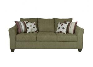 1225 Sofa - Flyer Green