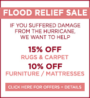 Flood Relief Sale