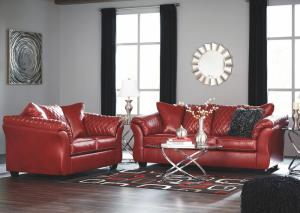 Betrilo Salsa Sofa and Loveseat