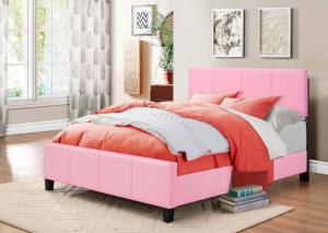 B650 Pink King Bed
