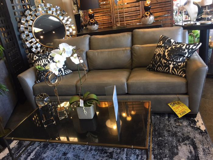 Super At Home Furniture 100 Genuine Made In Usa Leather Sofa Pabps2019 Chair Design Images Pabps2019Com