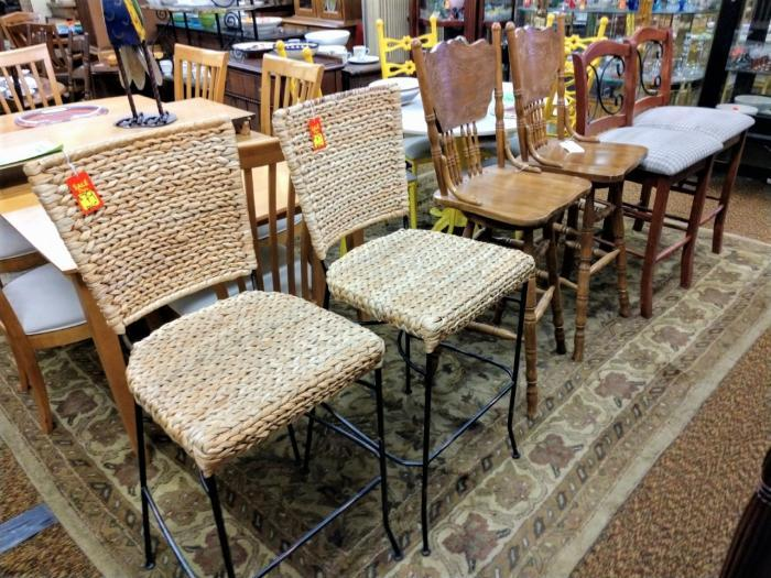 Bar Stools Available,Pre-Owned Furniture