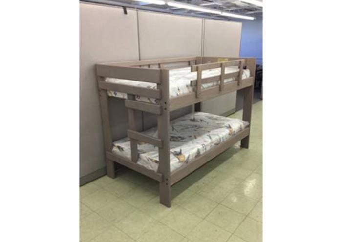 Twin over Twin Woodcrest Bunkbeds,SPECIALS
