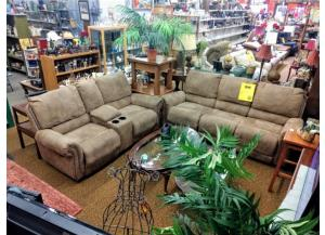 Reclining Sofa & Love Seat