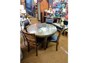 Dinette Table w/ 4 chairs