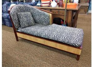 Image for Zebra Chaise