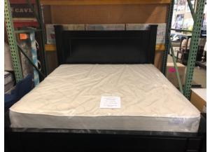 King Bed W/Mat and Box