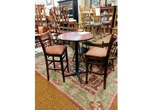 Image for Pub Table & Two Bar Stools