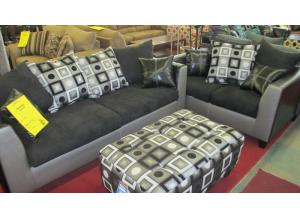 Shimmer Steel Sofa and Love was $799.00  Now $599.00,MORE CLEARANCE