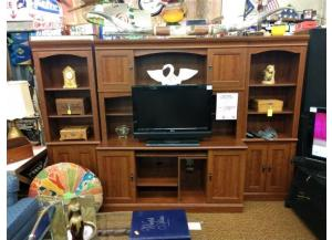 3pc Wall Unit