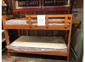 Complete Twin Bunkbed Set $399