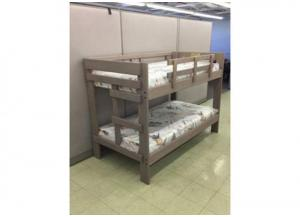 Twin over Twin Woodcrest Bunkbeds
