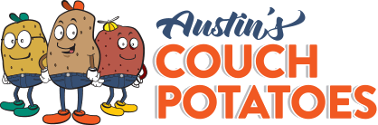Austin Couch Potatoes Logo