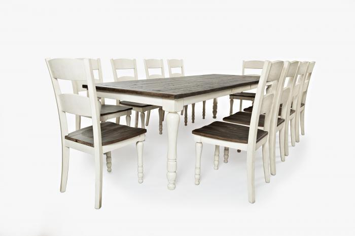 Madison County Table & 10 Chairs,JOF
