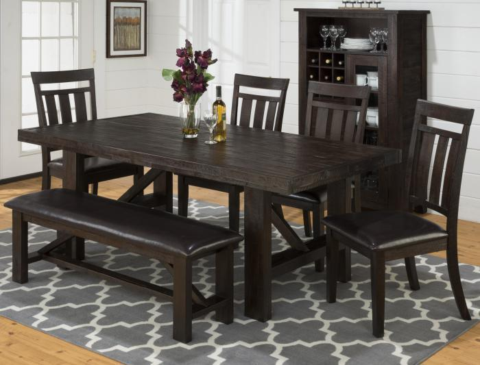 Grove 6 pc Dining Set,ACP
