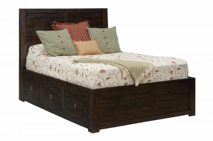 Grove Queen Storage Bed,Couch Potatoes