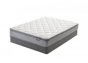 Canfield EuroTop Twin Mattress Set