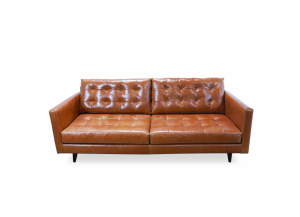 Wallace Leather Sofa