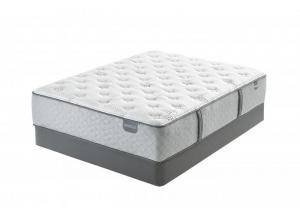 Glenfur Cushion Firm Twin Mattress Set