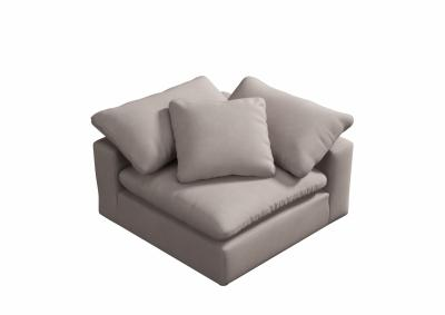 Image for Fluffy Corner Chair