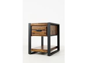 Loft Chairside End Table