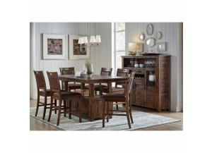 Valley 7 PC Dining Set