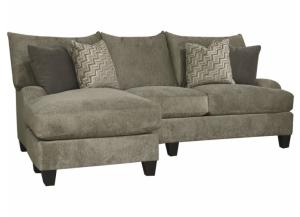 Del Mar Sofa with Reversible Chaise