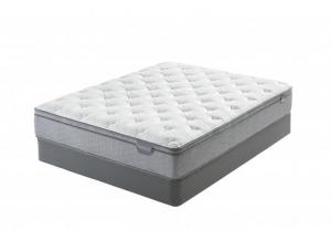 Dempsey EuroTop Full Mattress Set