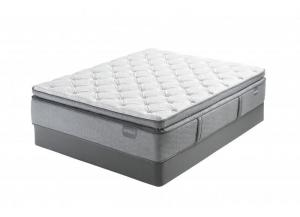 Eberhart Super PillowTop King Mattress Set
