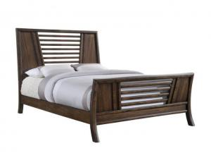 Bruno King Bed