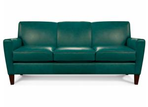 Lynette Leather Sofa